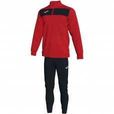 ACADEMY II TRACKSUIT (RED-BLACK)